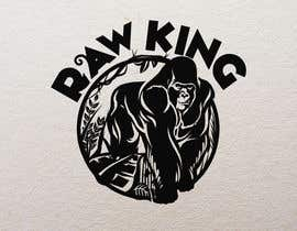 #197 for RawKing Foods Gorilla Design by rafaEL1s