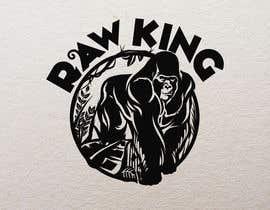 #197 for RawKing Foods Gorilla Design af rafaEL1s