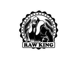 #85 cho RawKing Foods Gorilla Design bởi HimawanMaxDesign