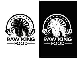 #143 para RawKing Foods Gorilla Design por MonsterGraphics