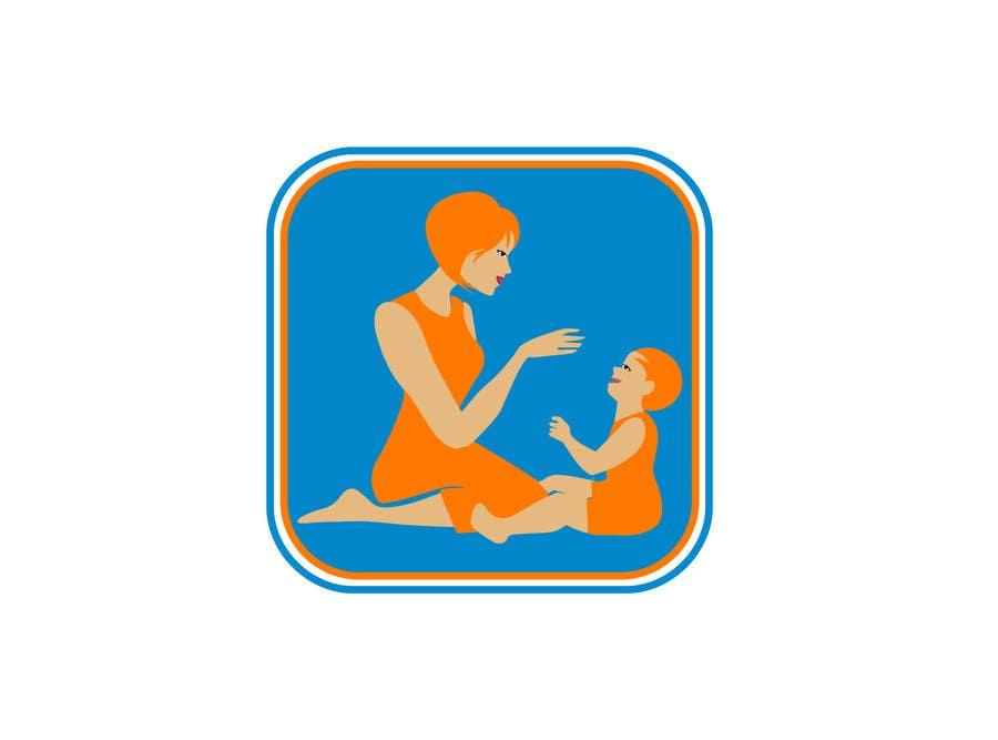 Konkurrenceindlæg #                                        61                                      for                                         визуализация детско-родительских образов для мобильного приложения