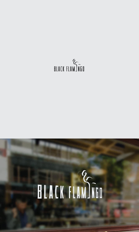 Konkurrenceindlæg #101 for Design a Logo for Black Flamingo Clothing Company.