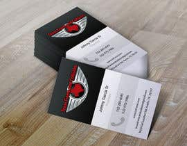 #13 untuk Design some Business Cards for Jake 1 Tx F oleh shrawanks
