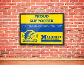 #18 for Design a Sign for Proud Supporters by ashusrivastava