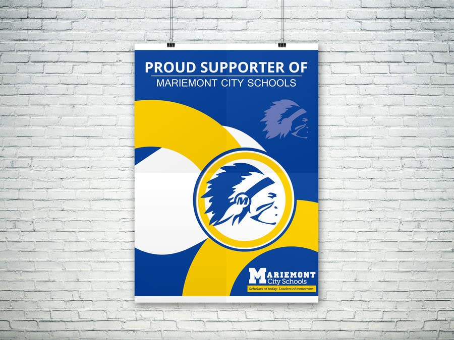 Konkurrenceindlæg #                                        10                                      for                                         Design a Sign for Proud Supporters
