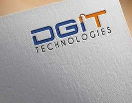 #20 for Design a Logo for D.G.I.T Technologies (An IT Web Design Company) af LincoF