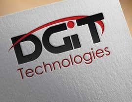 #17 for Design a Logo for D.G.I.T Technologies (An IT Web Design Company) af infosouhayl