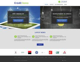 nº 10 pour I need Mockup for Website for Home Credit par hardikgosai208
