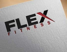 #44 para Design a Logo for FLEX FITNESS por infosouhayl