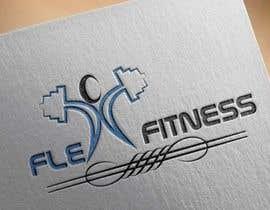 Nro 18 kilpailuun Design a Logo for FLEX FITNESS käyttäjältä fahimaktib