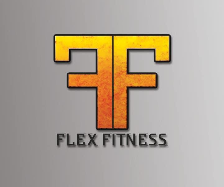 Proposition n°45 du concours Design a Logo for FLEX FITNESS