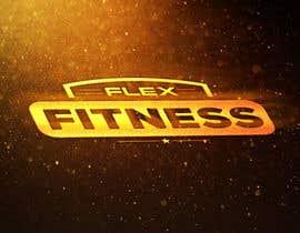 Nro 8 kilpailuun Design a Logo for FLEX FITNESS käyttäjältä Naumovski