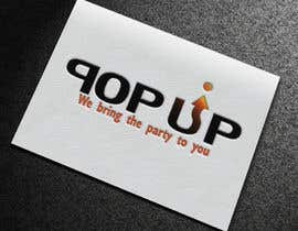 #25 cho Design a Logo for Popup-Events bởi mak633
