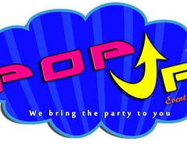 graphicscreative tarafından Design a Logo for Popup-Events için no 12
