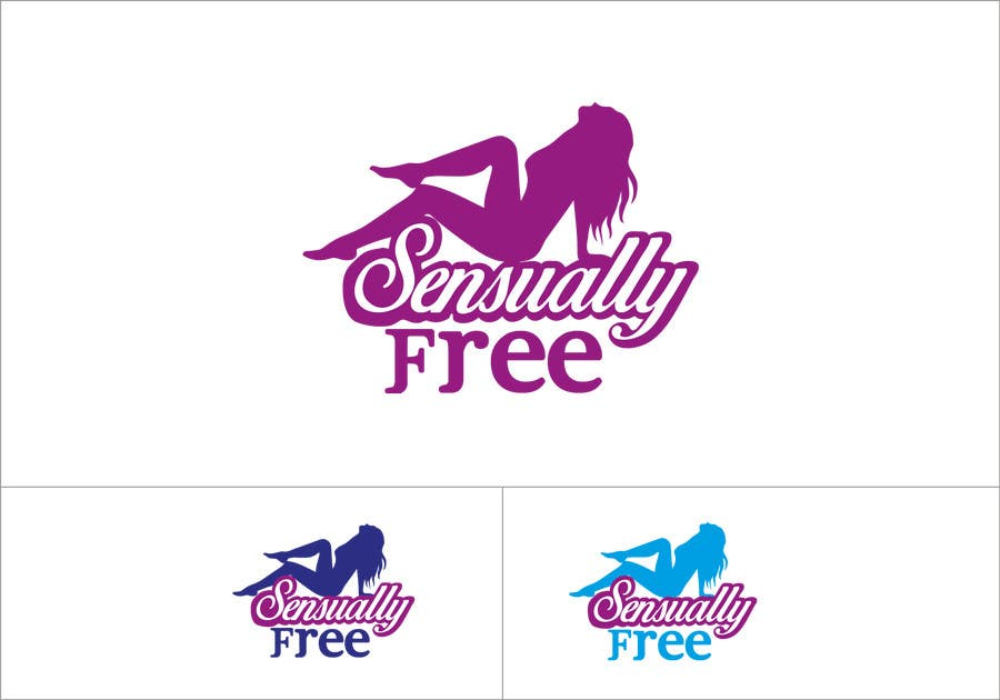 """Bài tham dự cuộc thi #35 cho Design a logo and facebook cover picture for """"Sensually Free"""""""