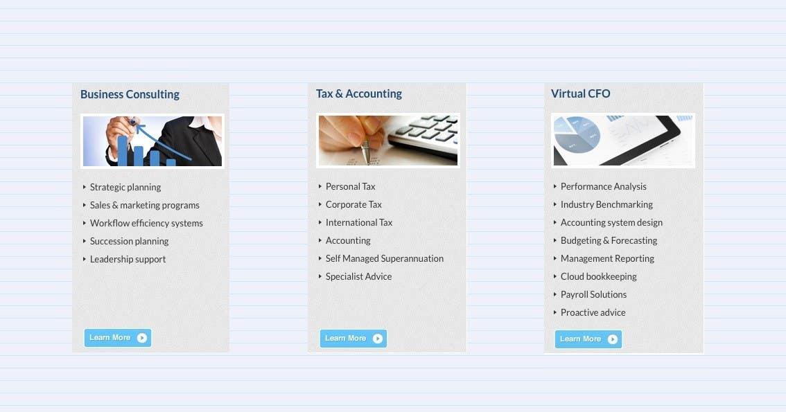Konkurrenceindlæg #2 for Home Page Design & Implementation