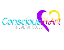 lorikeetp9 tarafından Design a Logo for Conscious HArt CONTEST CLOSED WINNER PICKED için no 16