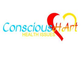#17 for Design a Logo for Conscious HArt CONTEST CLOSED WINNER PICKED af lorikeetp9