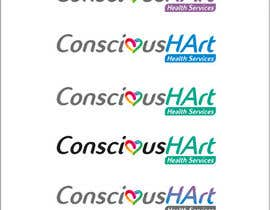 #21 for Design a Logo for Conscious HArt CONTEST CLOSED WINNER PICKED af BuDesign