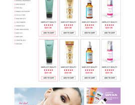 #13 cho Design a Website for PARSA SKIN CARE bởi webidea12