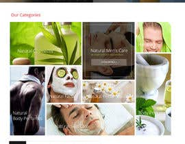 #22 cho Design a Website for PARSA SKIN CARE bởi webmastersud
