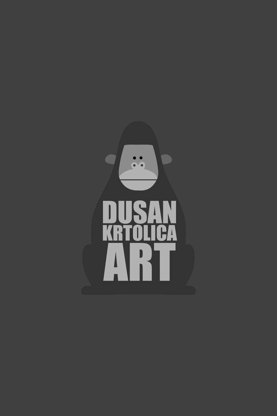 Kilpailutyö #24 kilpailussa Design a Logo for young artist