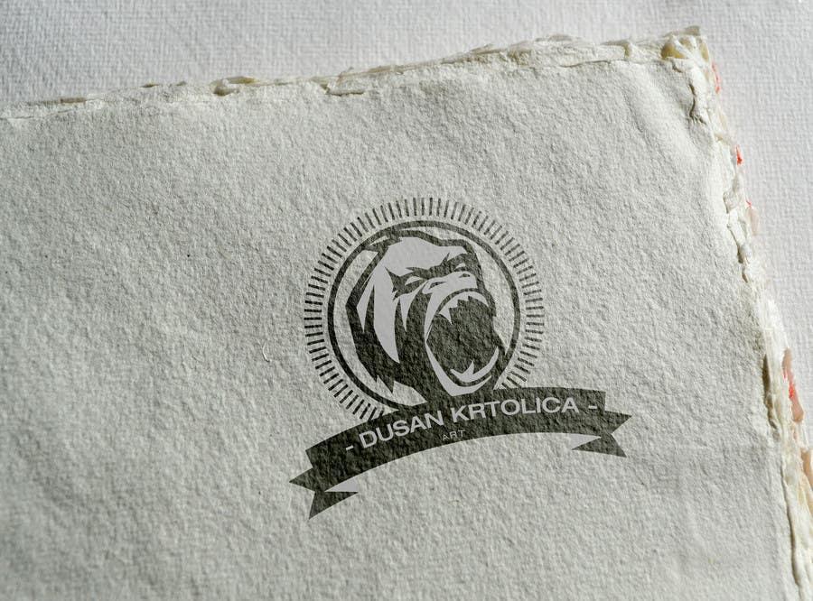Kilpailutyö #25 kilpailussa Design a Logo for young artist