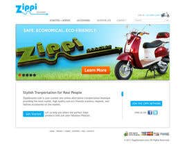 #73 for ZippiScooter.com Ad Campaign by firethreedesigns