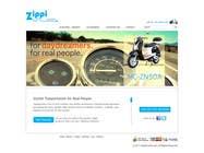 Graphic Design Konkurrenceindlæg #13 for ZippiScooter.com Ad Campaign