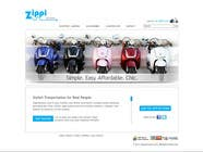 Graphic Design Конкурсная работа №29 для ZippiScooter.com Ad Campaign