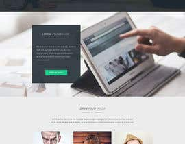 #19 for Website Design for a modern file storage service af JDLA