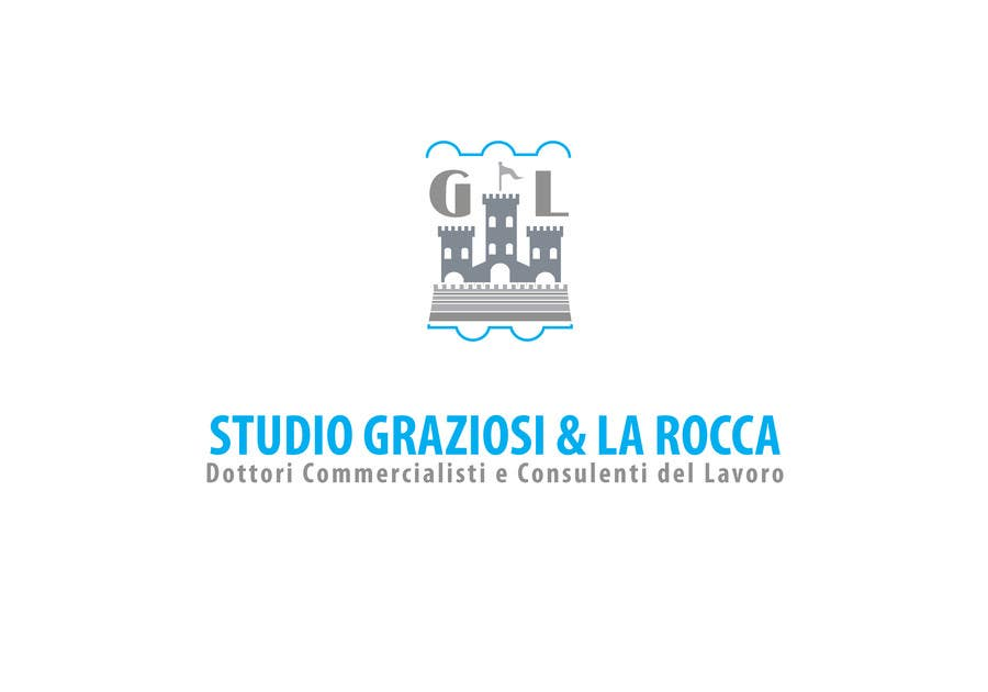 "Bài tham dự cuộc thi #                                        1                                      cho                                         design logo for brand ""graziosi la rocca"""
