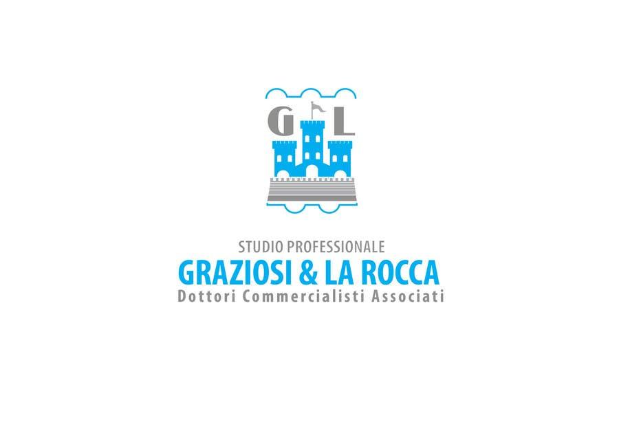 "Bài tham dự cuộc thi #                                        4                                      cho                                         design logo for brand ""graziosi la rocca"""