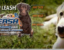 #23 untuk Design a Logo and Cover Photo for Off Leash K9 Long Island oleh ammar2345