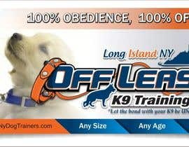 #15 untuk Design a Logo and Cover Photo for Off Leash K9 Long Island oleh indraDhe