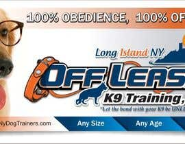 #16 untuk Design a Logo and Cover Photo for Off Leash K9 Long Island oleh indraDhe