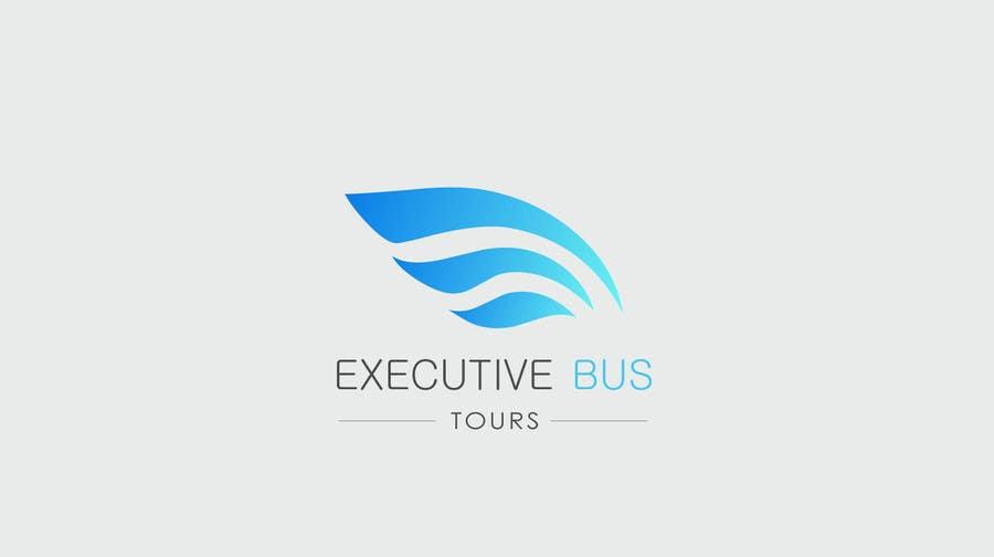 Konkurrenceindlæg #                                        34                                      for                                         Design a Logo for Executive Bus Tours