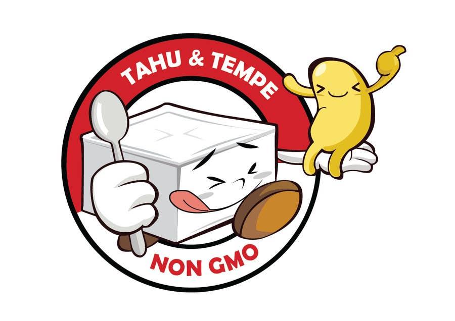 Kilpailutyö #12 kilpailussa Alter some Images for TAHU TEMPE NON GMO
