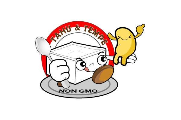 Kilpailutyö #9 kilpailussa Alter some Images for TAHU TEMPE NON GMO