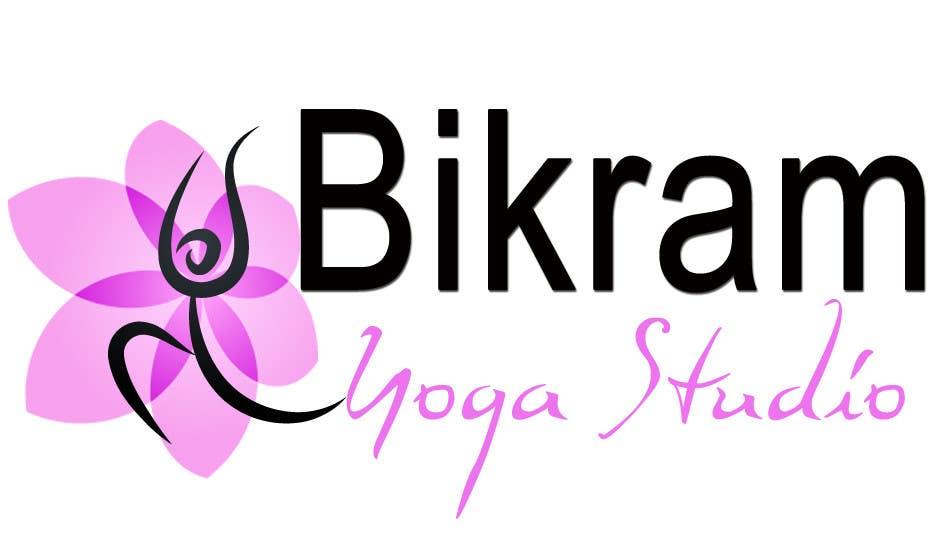 Penyertaan Peraduan #39 untuk Bikram Yoga Mendon Logo design