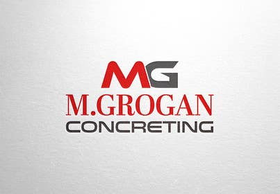 #206 untuk Design a Logo for Concreting business oleh ChKamran