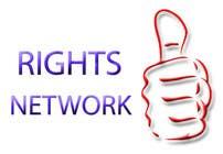 Participación Nro. 9 de concurso de Graphic Design para Logo Design for Rights Network