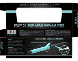 #17 for Create Print and Packaging Designs for Curling Iron BOX by TDuongVn