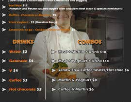 #6 cho Design Menu for a two day bodybuilding event bởi baenajesus75