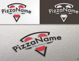 nº 53 pour Design a Logo for pizza par juanjenkins