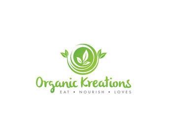 #68 cho Design a Logo for Organic Kreations bởi feroznadeem01