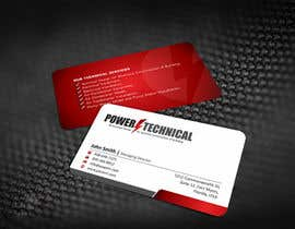 #7 for Design some Business Cards for Power technical by ezesol