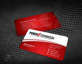 #8 untuk Design some Business Cards for Power technical oleh ezesol