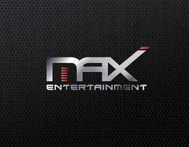 #196 for Design a Logo and Business Cards for Max Entertainment by alfonself2012