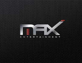 #227 untuk Design a Logo and Business Cards for Max Entertainment oleh alfonself2012